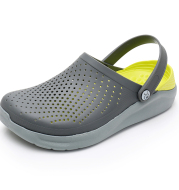 Fashion Casual Beach Shoes New Trend Baotou Large Size Flat Bottom