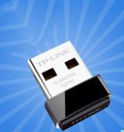 TP-LINK TL-WN725N 150M Mini Wireless Network Card IPTV Support Soft AP WIFI Free Drive
