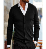 Fashion Simple Casual Men's Sweater Jacket