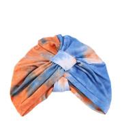 Tie Dyed Turban Hat Ethnic Style Turban Hat Square