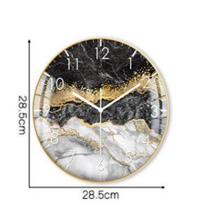 European Style Decorative Pattern Wall Clock 2