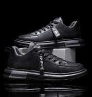 Korean Style Trendy Men'S Casual Running Sneakers