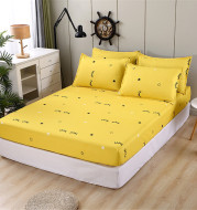 One Piece Bed Sheet Cover Aloe Cotton Simmons Non-slip And Dustproof Mattress Protector