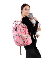 Baby Stroller Bag, Mummy Bag, Multi-function Portable Backpack