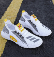 Mesh Shallow Mouth Low-cut Breathable Shoes