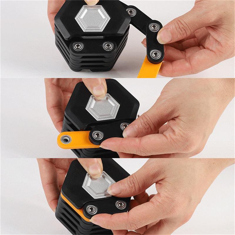 Foldable Bike Lock Anti-Theft