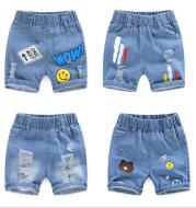Children'S Clothing Baby Five-Point Pants Summer Korean Children'S Shorts Trend