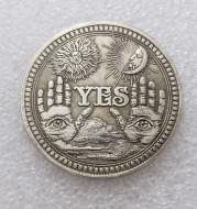 Crafts, Coin, Silver Dollar