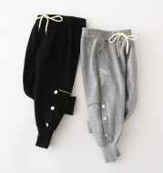 Children'S Casual Pants Sports Trousers
