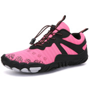 The New Five-finger Upstream Shoes Couple Outdoor Hiking Shoes