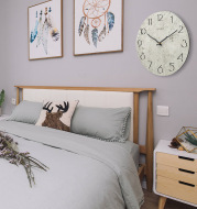Clock Living Room Household Fashion Clock Modern  Wall Clock