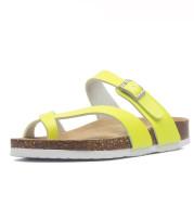 Flat-bottomed Non-slip Cork Slippers, Same Style For Men And Women