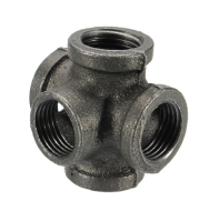 Malleable Cast Iron Black Pipe Fittings Loft Crafts Pipe Fittings