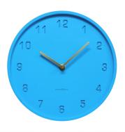 Cement Nordic Clock Light Luxury Silent Clock Wall Clock