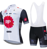 New Summer SKY Short-Sleeved Bib Cycling Jersey