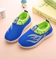 Children'S Breathable Net Shoes