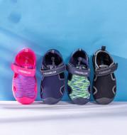 2021 Summer New Girls Baby Soft Sole Children's Sandals