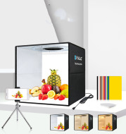 Ring Light Portable 40cm Folding Studio Simple Studio