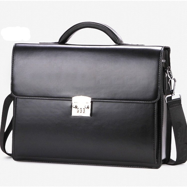 Business Briefcase With Lock 5