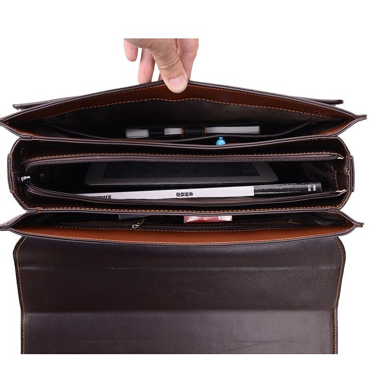 Business Briefcase With Lock 6