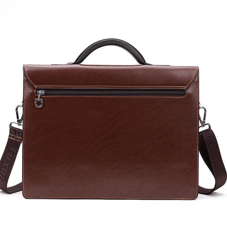 Business Briefcase With Lock 7