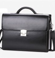 Men's Business Briefcase With Portable Code