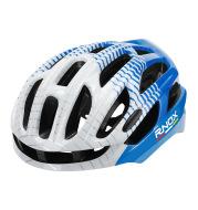 Striped Motorcycle Paint Electric Bike Helmet