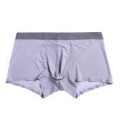 3D Seamless Underwear Men's Summer Ice Silk Underwear