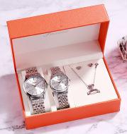 Luxury Watch Gifts for Women Earrings ring Necklace bracelet