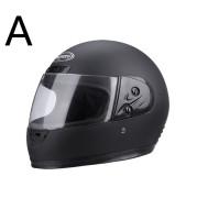Men's Car Helmet Warm And Anti-fog Full Cover Helmet Full Face Detachable Bib