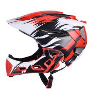 Children's Detachable Chin Cycling Helmet Full Face Helmet