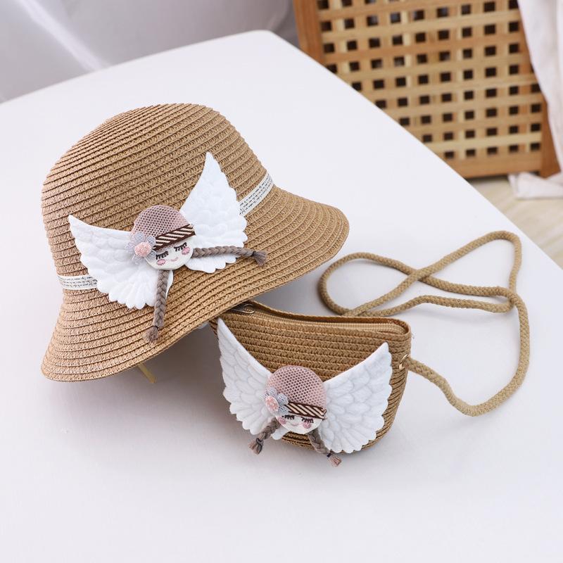 chapeau de paille pour enfants 3
