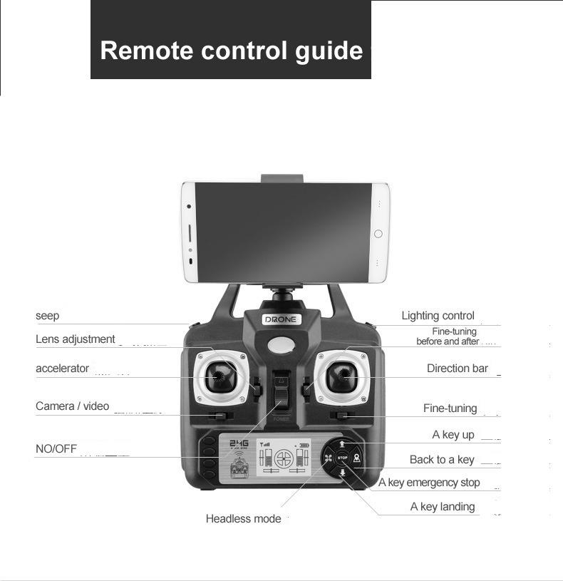 Aerial photography Drone remote control | Technologiesbest.com