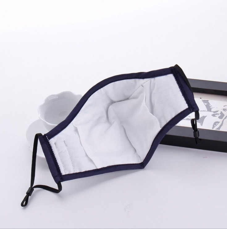 Stylish Thick Face Mask with a PM2.5 Anti-Pollution Filter