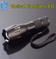 Lampu Senter LED Flashlight Cree Ultrafire T6 Tactical Flashlight Only