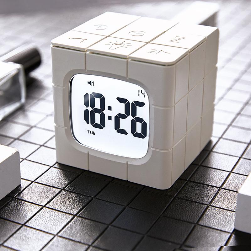 Rubiks Cube Alarm Clock 5