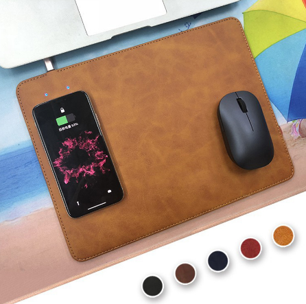 899483653258 - Wireless Phone Charger Mouse Pad