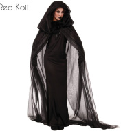 Halloween Costume Witch Cosplay Suit