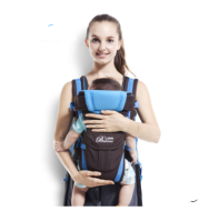 Double Shoulder Baby Carriers  Mother and Child Travel Supplies