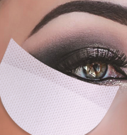 Eye shadow stickers Eye stickers False eyelashes stickers Graft false eyelashes spacers
