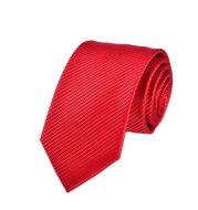 Tie male Married special solid color new   student performance work clothes general red small tie
