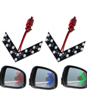 LED Indicator For Side Mirrors