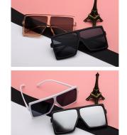 European and American Fashion Big Box Sunglasses