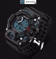 LED Watch Men Waterproof Sport Men Watch 2021 Luxury Brand Military Wristwatch For Male Clock Relogio Masculino