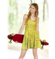 Print Skater Dress Women's Dress