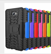 Samsung S8 plus Galaxy S8 mobile phone shell bracket colorful pattern in tire pattern inclusive fall proof sleeve