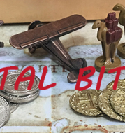 Metal Pirate Treasure Coins Gold and Silver Ectypal Toys for Kids Party Decorations or Birthday Favor Supplies