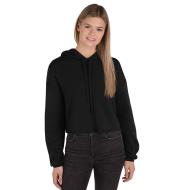 Customize, Women's Fleece Crop Hoodie, Show Your Style