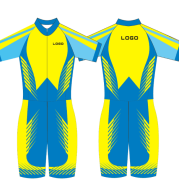 Customized Kids Sports Jumpsuits