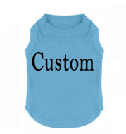 Personalized Dog's Cloth Dog's T-shirt